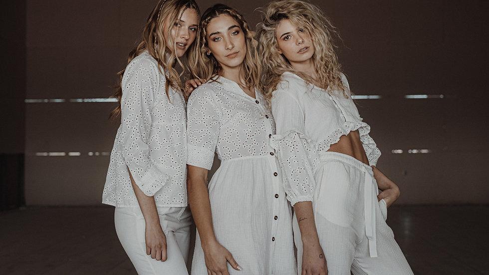 Lila Dress / Off White