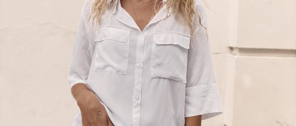 Camisa Maca / Off white