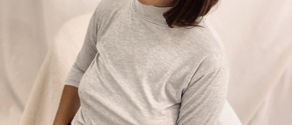 New Alondra Shirt / Melange