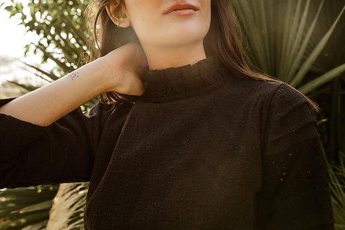 Blusa Mila / Black