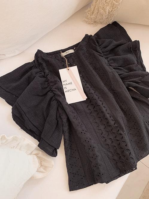 Blusa Indalecio / Black