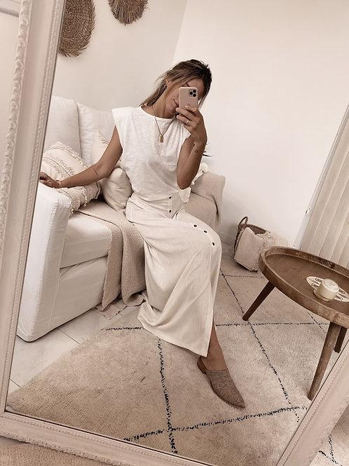 Falda Asturias / Off White