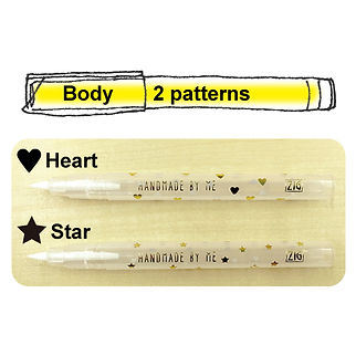① Select the body pattern       you want to use