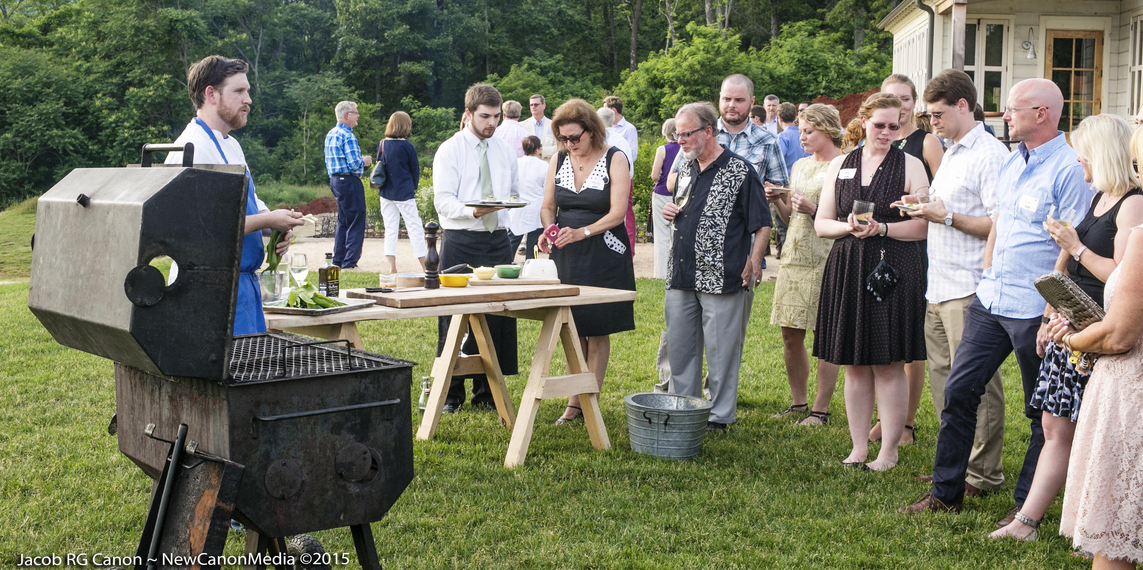 Pippin Hill Dinner grilling demo.JPG