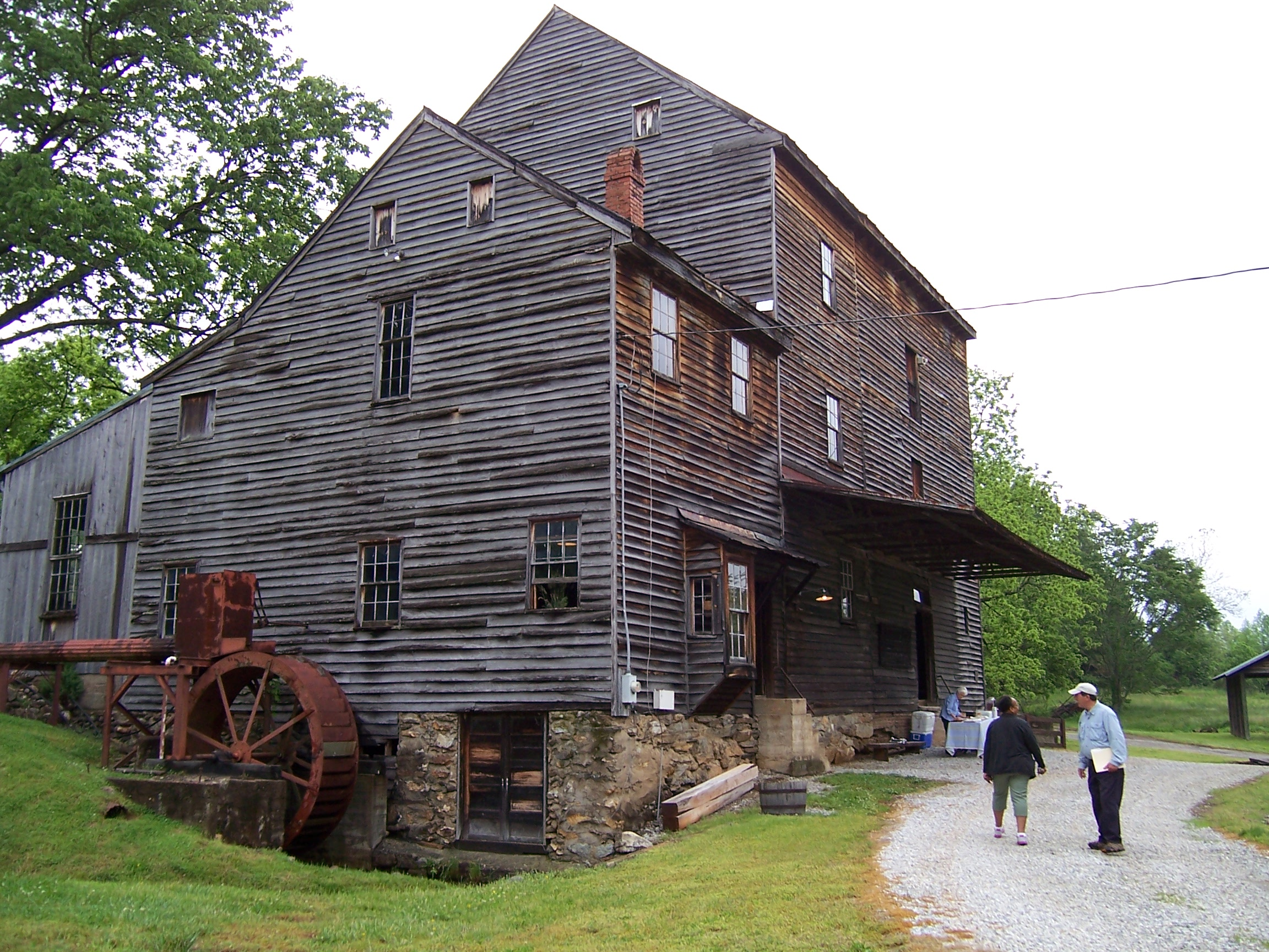 Woodson's Mill, Lowesville, VA