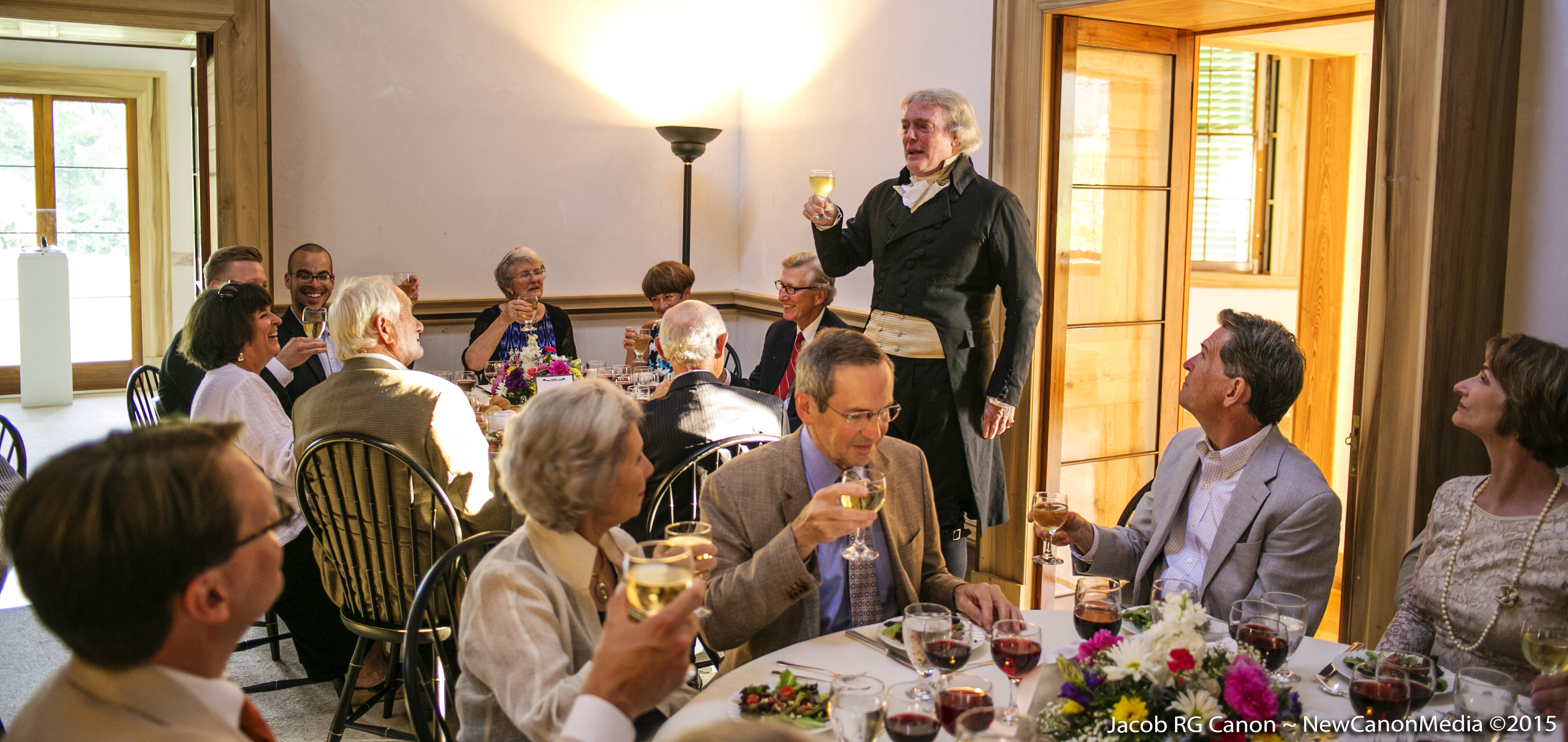 Jefferson Toast at Poplar Dinner.jpg
