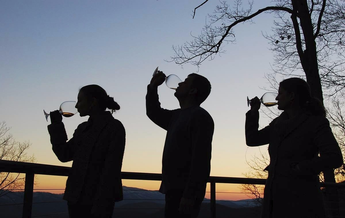 tRIO SILHOUETTE DRINKING WINE_edited_edited