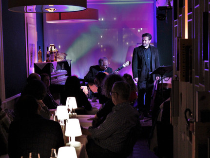 Here's Tae Ye – Scottish Night mit Andreas und Michael Winkler