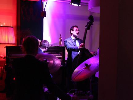En Guete Jazz mit MaxMantis