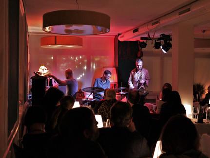 En Guete Jazz mit Escape Argot