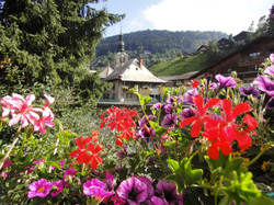 Morzine in the summer