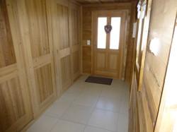 Front door & hall