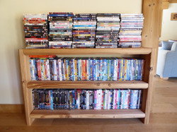 Some DVDs