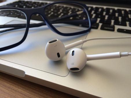 5 podcasts para quem ama escrever