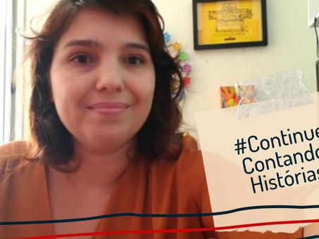 #ContinueContandoHistórias - Uma série Zan