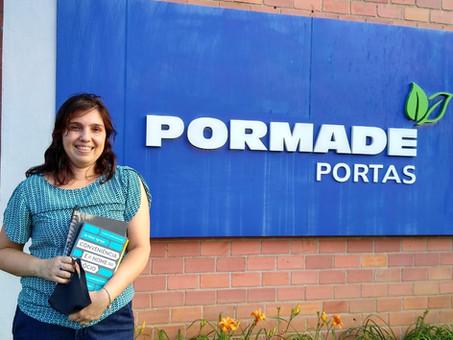 Inovação com simplicidade: Visita à Pormade Portas