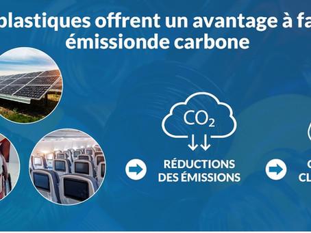 Le Canada a besoin des plastiques pour atteindre des objectifs climatiques ambitieux