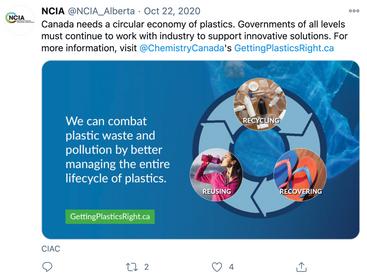 NCIA Tweet