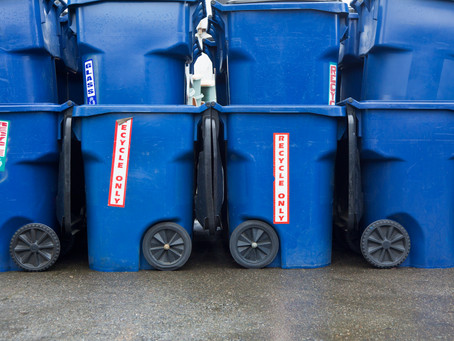 Recycling Basics: New Innovations to Increase Recycling Rates