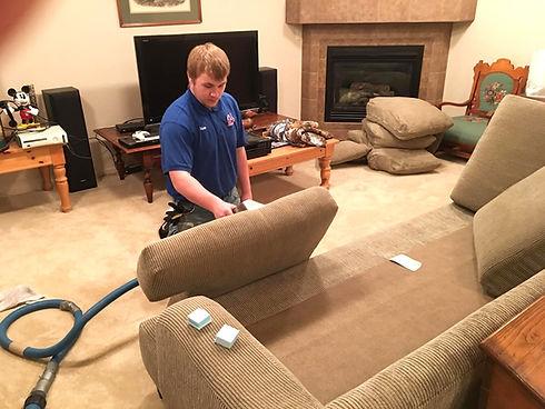 AA Super Klean best upholstery cleaner in Casper, Wyoming