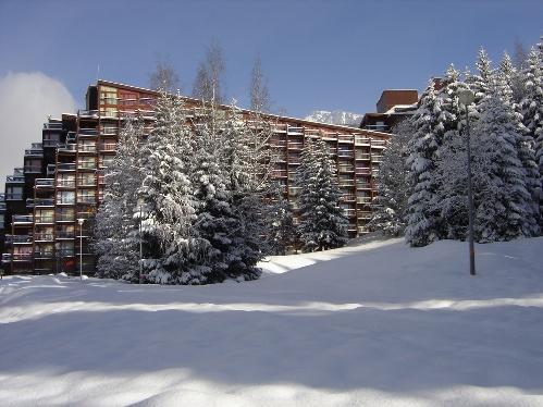 Les Lauzières, ski au pied