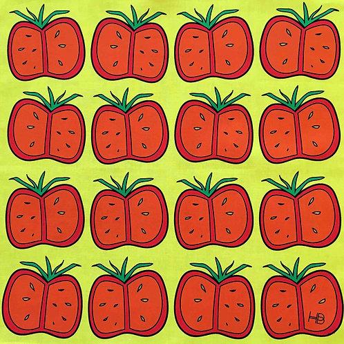 Tomayto Tomato (Hanky)