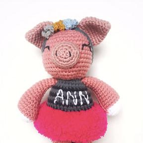 LITTLE MISS ANN