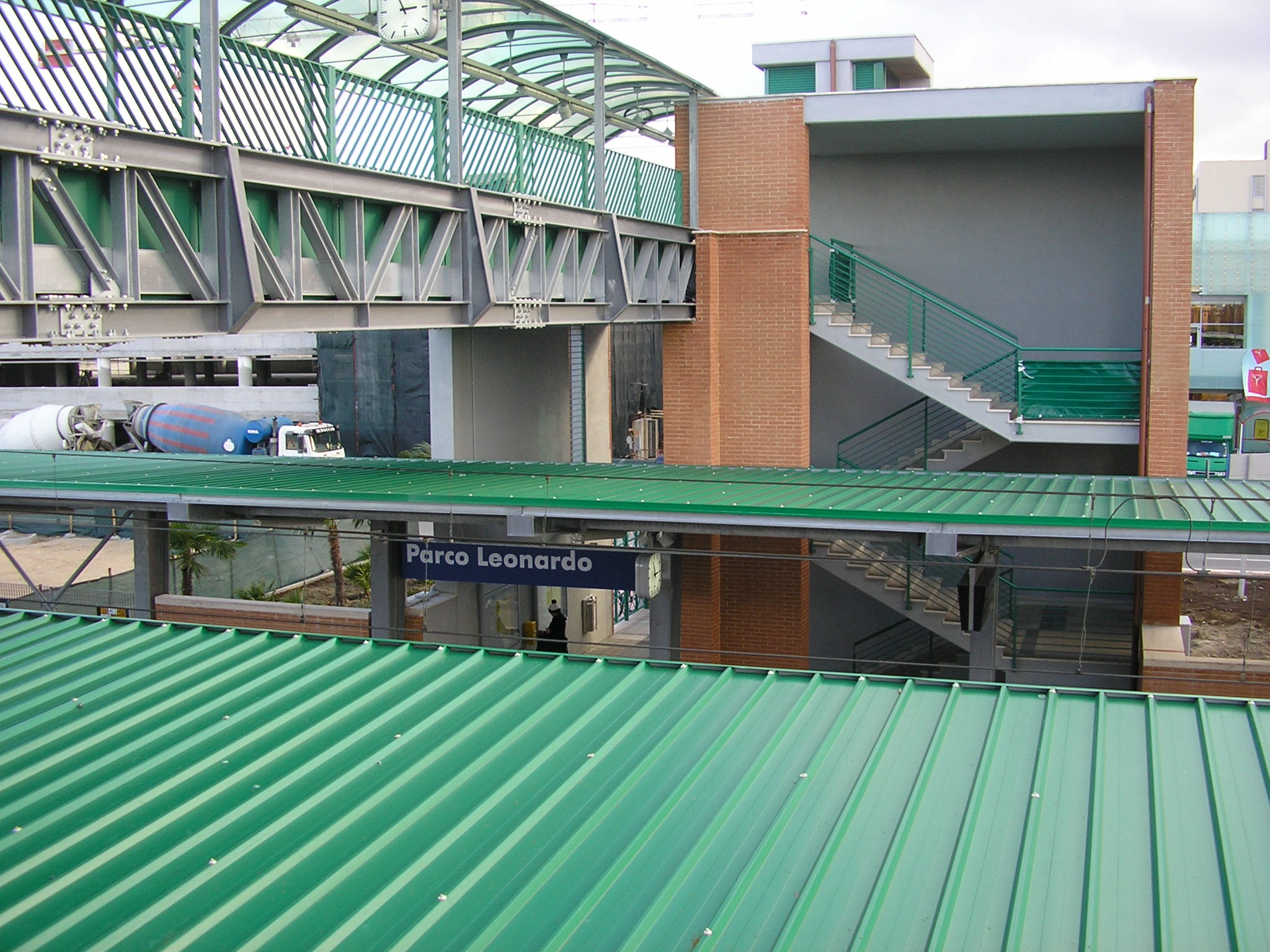 Stazione di Fiumicino