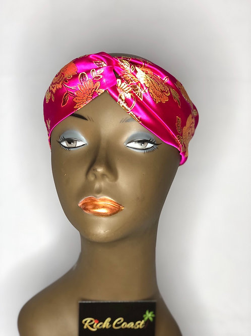 Gold Peddle Headband