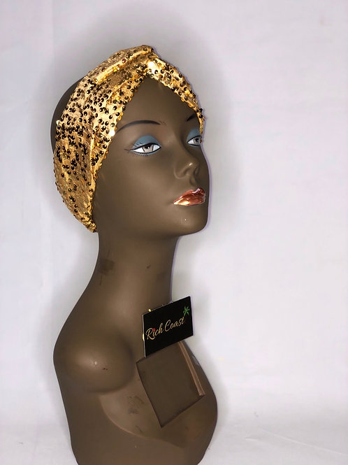 Gold Mine Luxe Headband