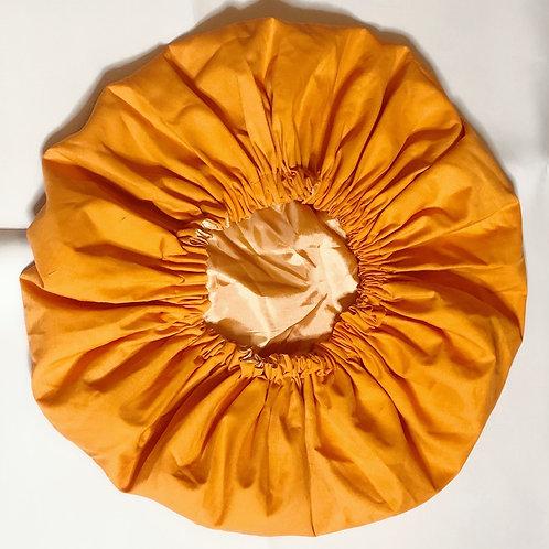 Pumpkin Spice Bonnet