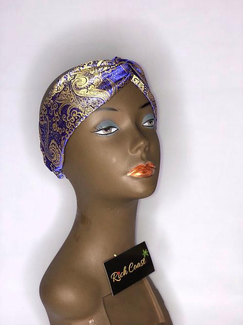 Regal Gilt Headband