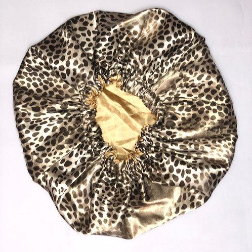 Leopard Love Bonnet