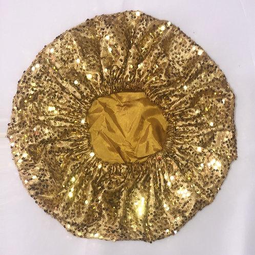 Gold Mine Luxe Bonnet