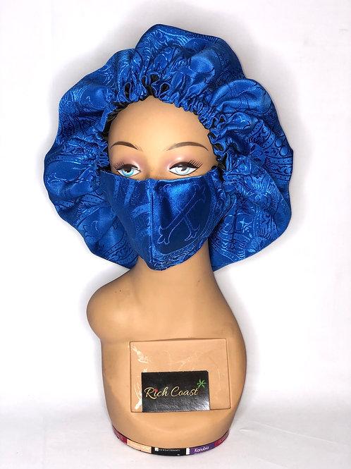Blue Knight Bonnet