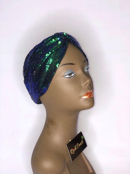 Peacock Glits Headband