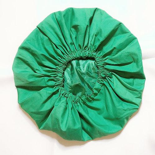 Emerald Green Bonnet