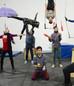 El circo social: Haciendo malabares para conseguir trabajo