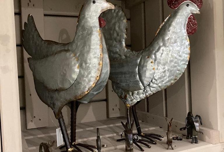Chicken Figure