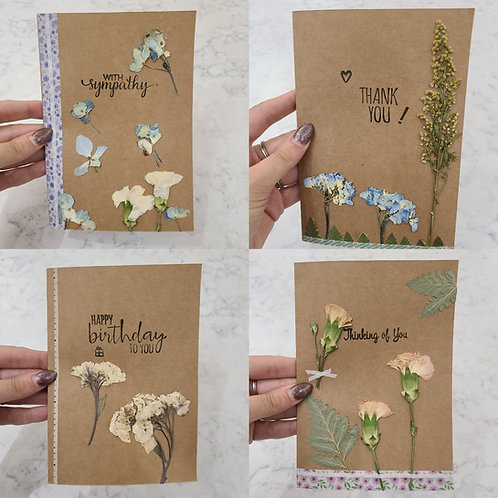 Handmade Card - Multiple Occasions