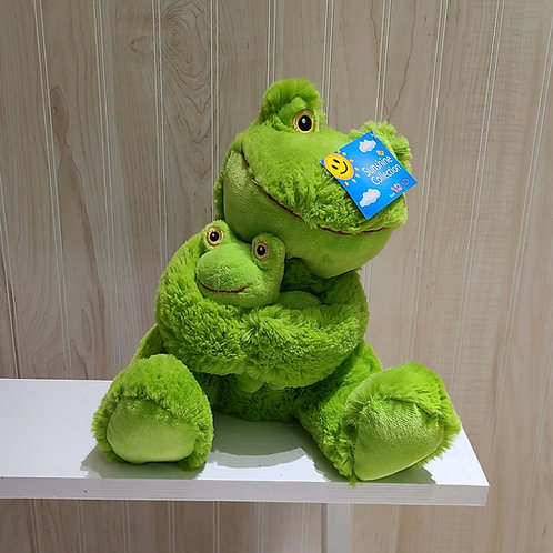 Frog & Baby