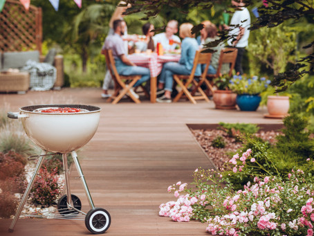 Pick the Perfect Flowers for a BBQ