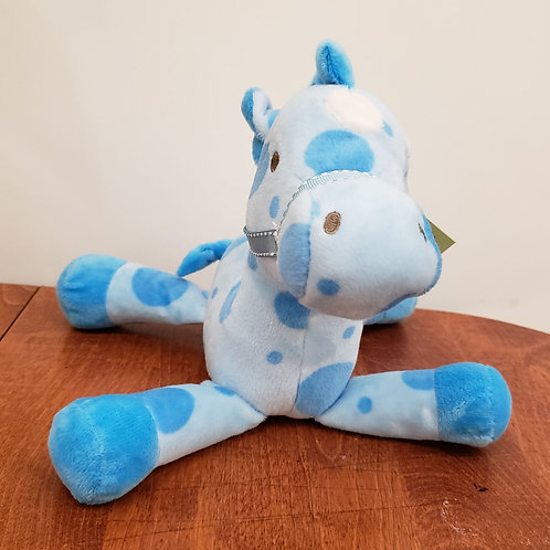 Plush Horse with Rattle