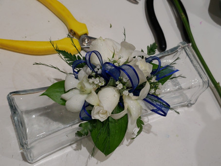 Perfect Corsages for Grad