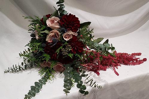 Rustic Romance Bridal Bouquet