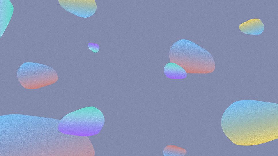 Bunte abstrakte Formen