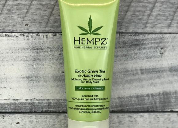 Hempz Green Tea & Asian Pear Mud Mask