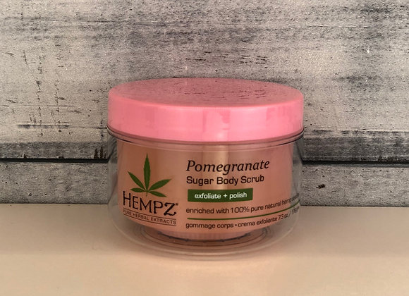 Hempz Pomegranate Body Scrub