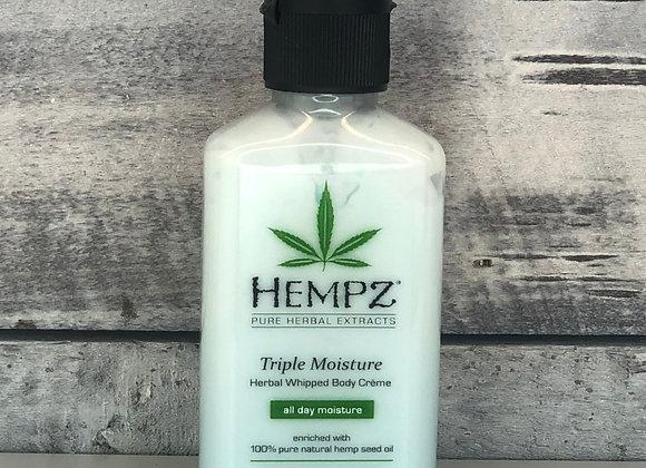 Triple Moisture Mini Hempz