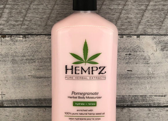 Hempz Pomegrante